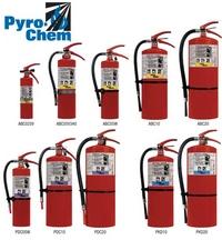 Pyro Chem Fire Extinguisher 5 Lb Abc