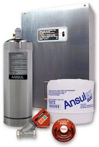 ANSUL R-102 FIRE SUPPRESSION SYSTEM