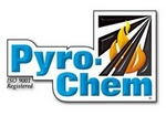 PYRO-CHEM FIRE EXTINGUISHER - 10 LB. CO2